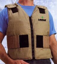 Hazmat Design Vintage Deadstock Aces Of Space Vest (With ... |Cool Hazmat Vest